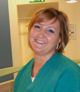 assistente alla poltrona dr. Toni Zanelli